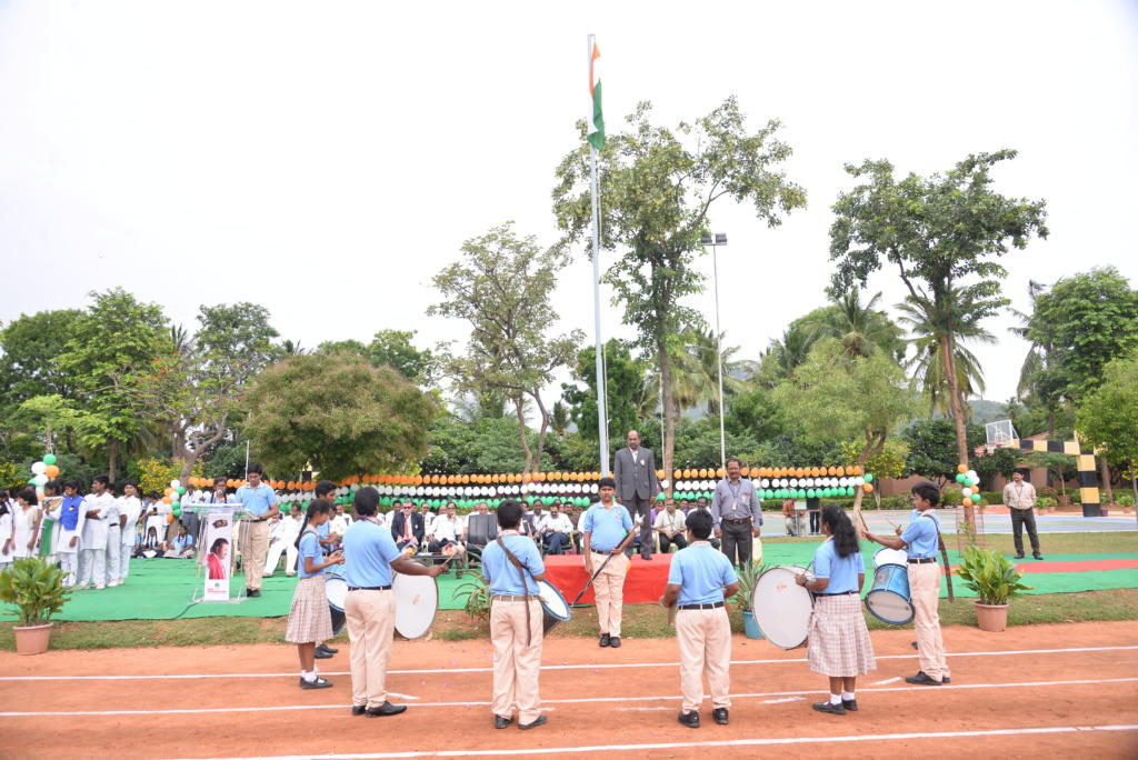 School in Tirupati