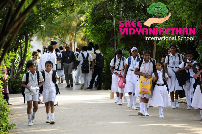 Top School in Tirupati