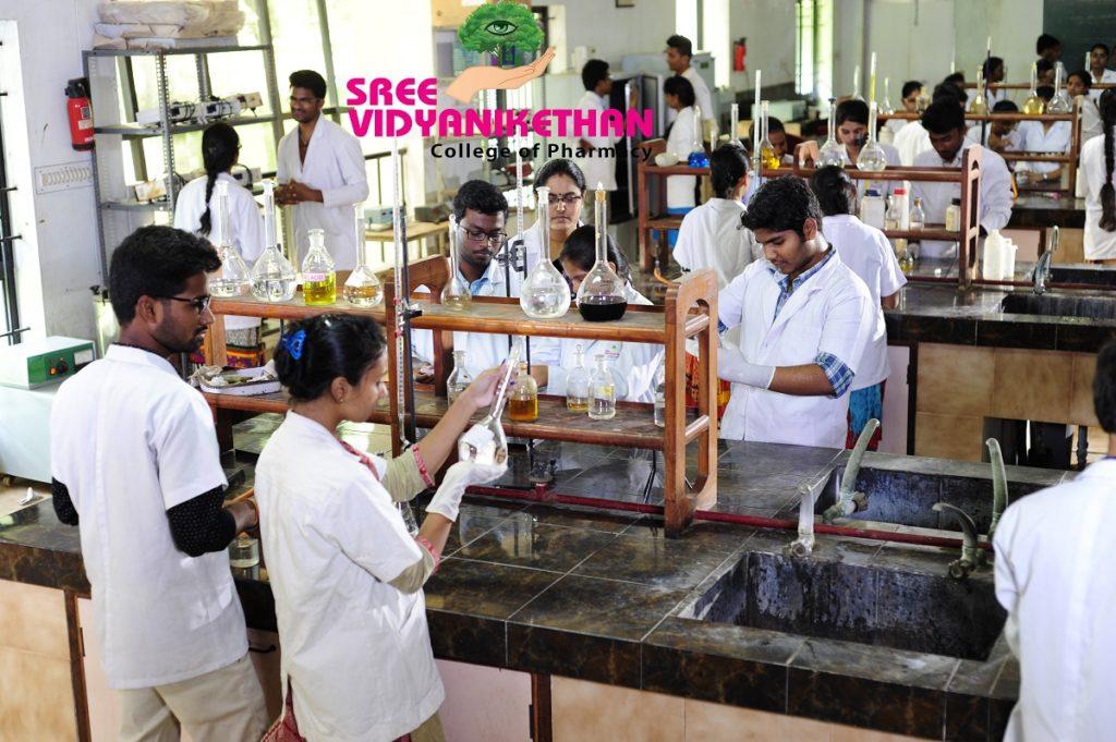 Best Pharmacy College in Tirupati