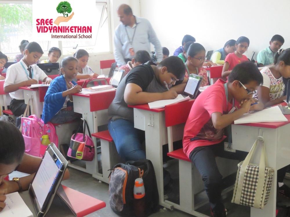 International CBSE School in Hyderabad