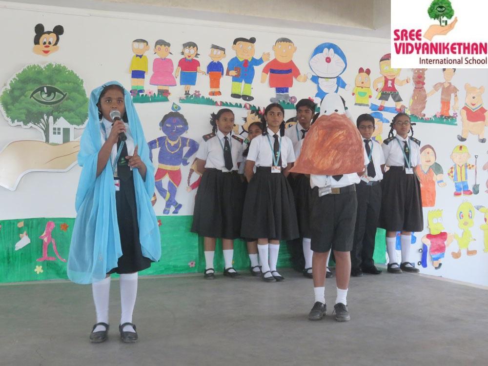 CBSE International School in Ghatkesar