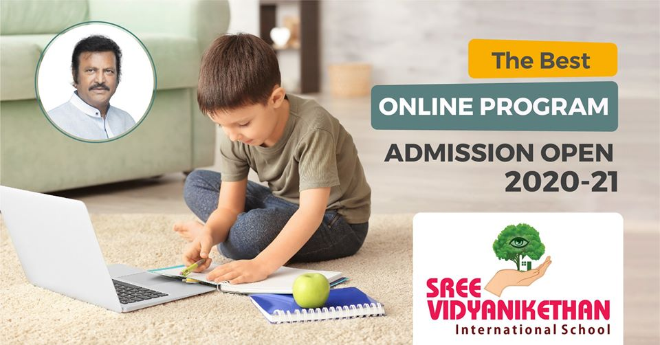 Admissions open for online classes
